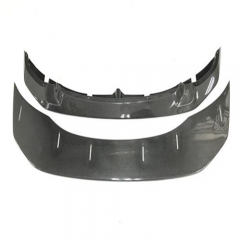 GTS Style Carbon Fiber Upper&Lower Car Front Bumper Lip for BMW M3/M4