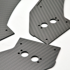 Customized Carbon Fiber CNC Machining parts